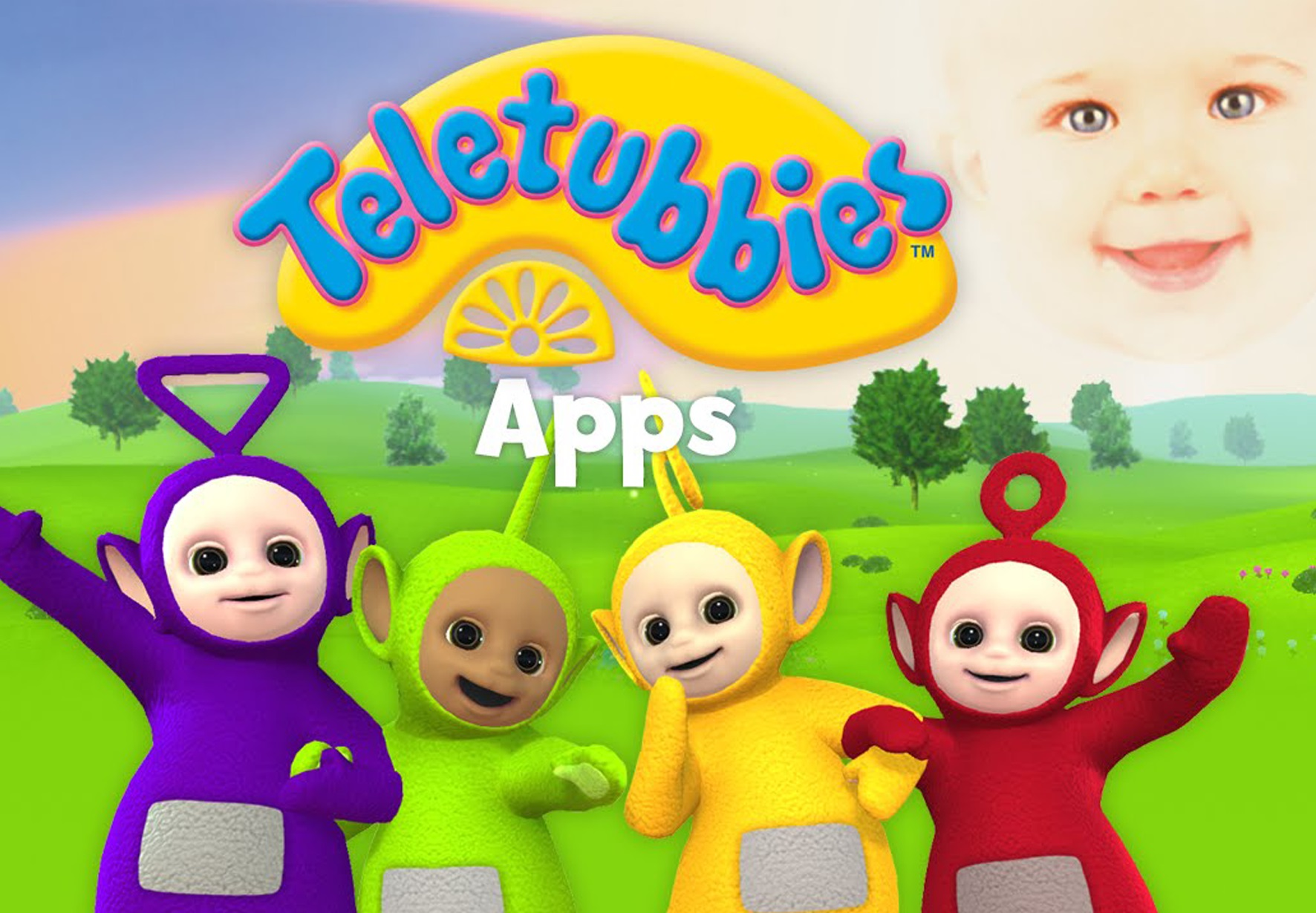 New Teletubbies Apps!