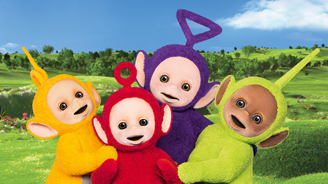 About the Teletubbies
