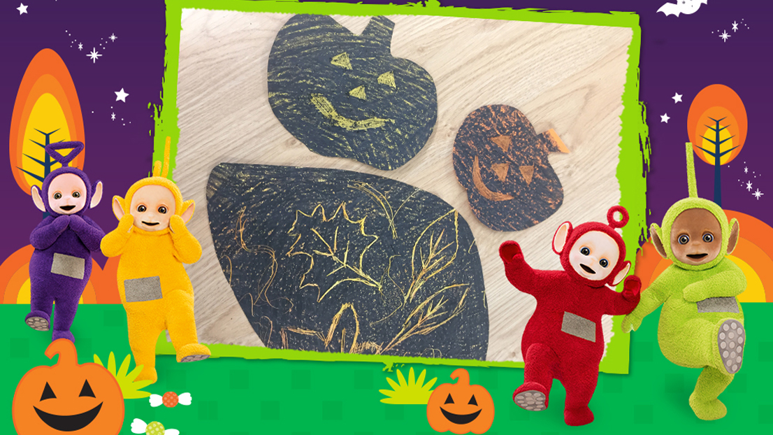 Halloween Fun! - Make Pictures & Decorations!